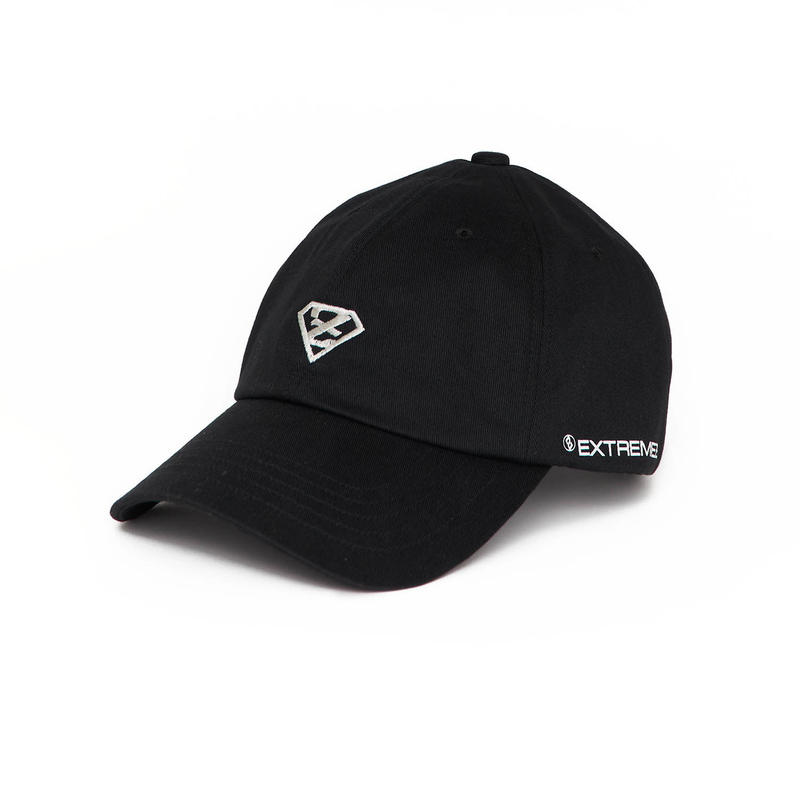 SHELTECH-BASEBALL CAP/BLACK/EZZ0190001