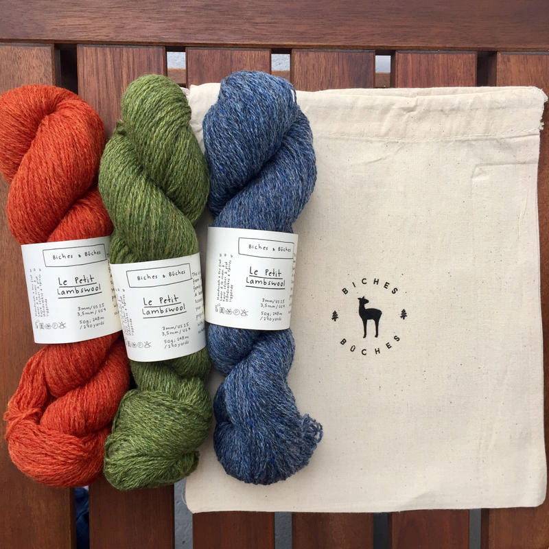 Biches &Buches    LePetit Lambswool
