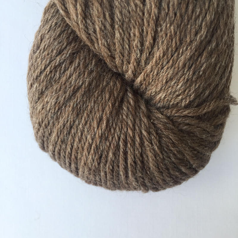 cascade 220 Heather 8013 Walnut Heather