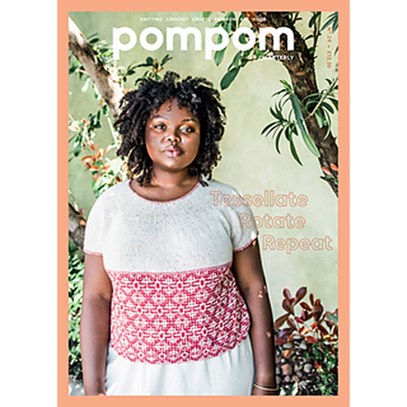 Pom Pom  issue 29 Tessellate Rotate Repeat