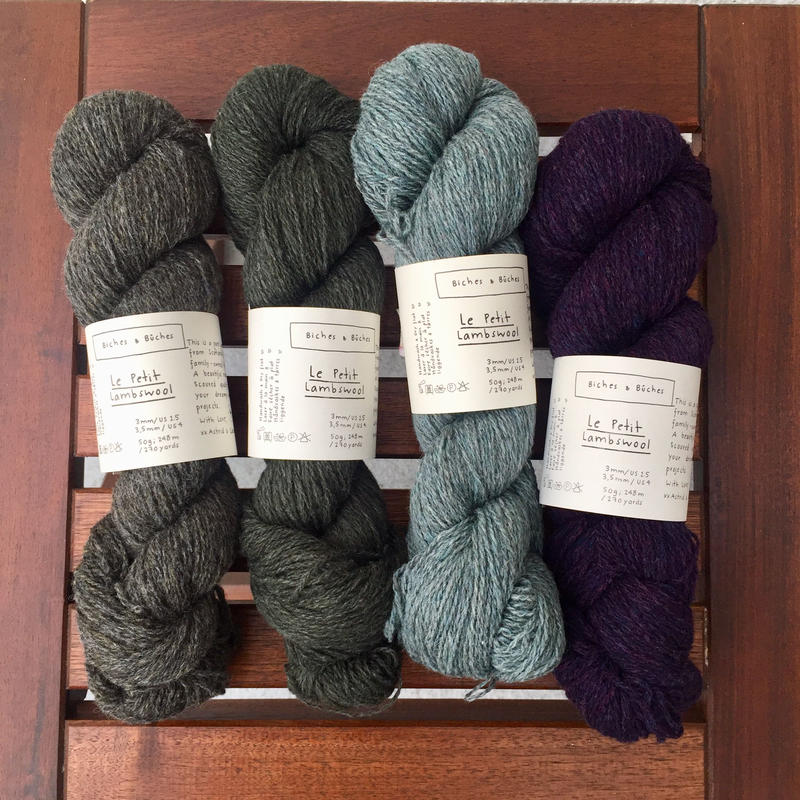 Biches &Buches    LePetit Lambswool  2