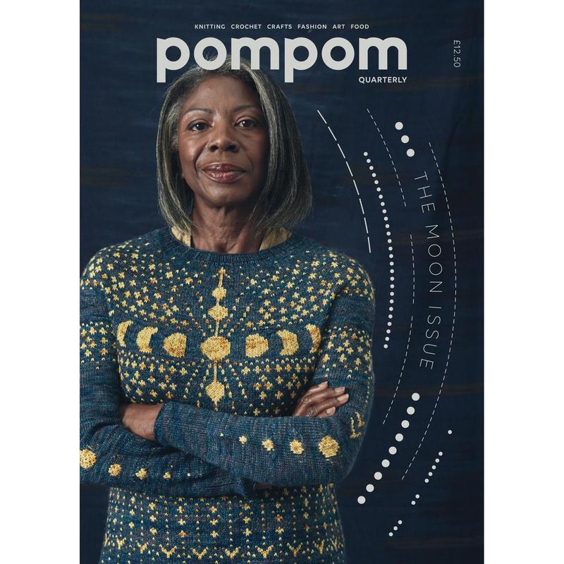 Pom Pom  issue 26 再入荷しました!