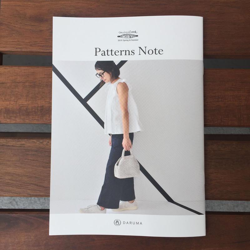 DARUMA Patterns Note(KN15)