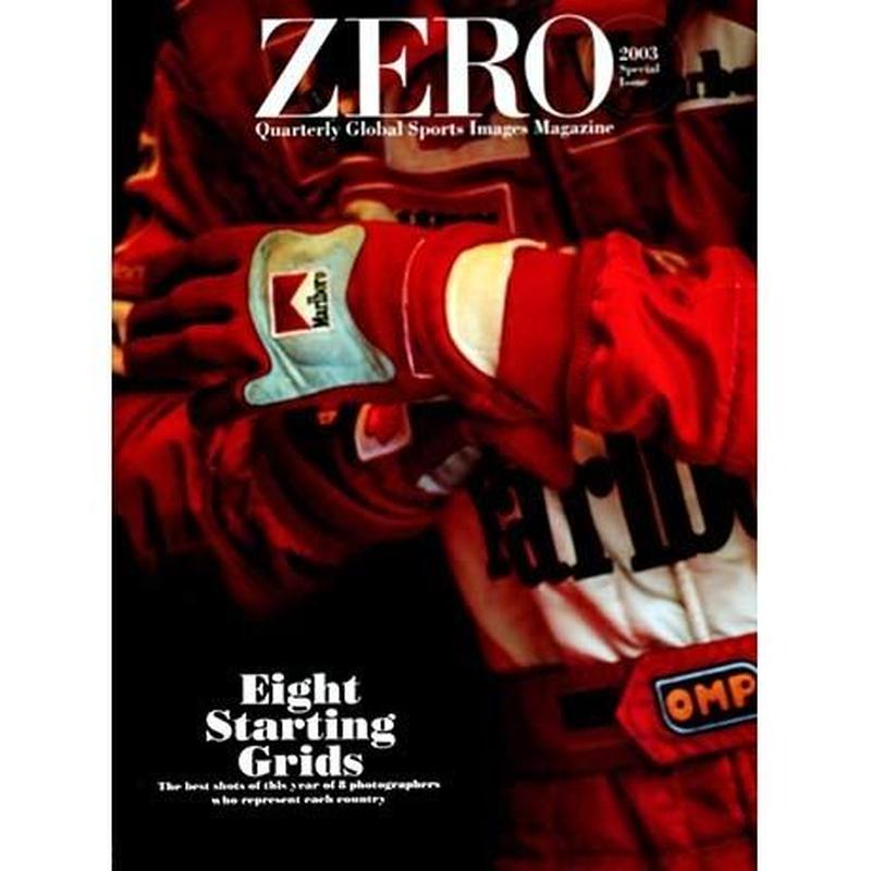 ZERO Eight Starting Grid