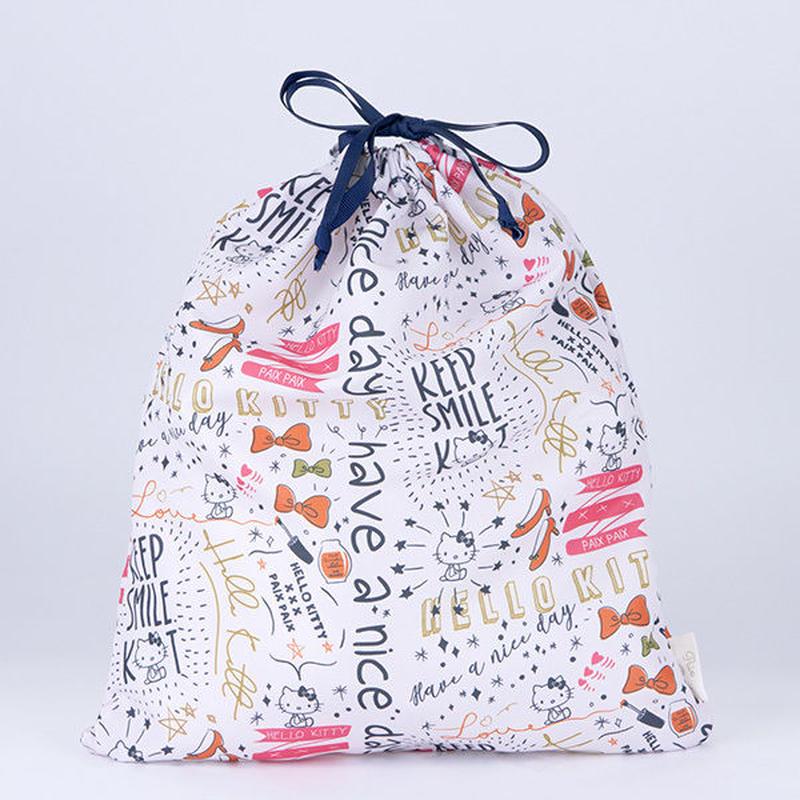 【PX-197I】巾着・M-HELLO KITTY