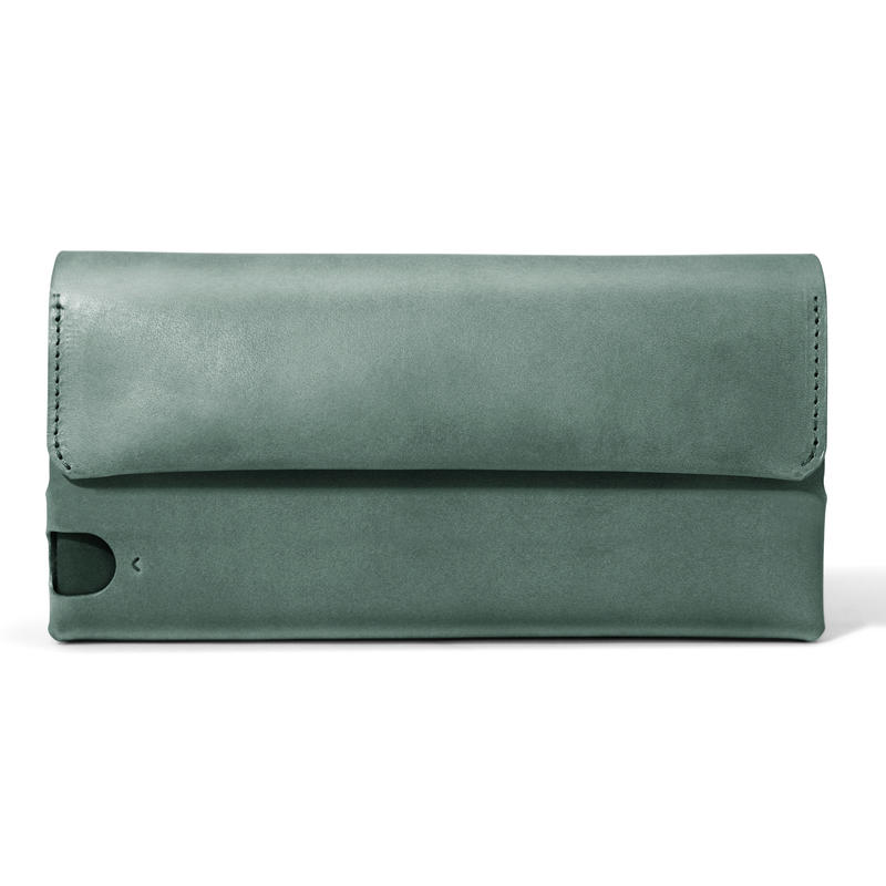 多彩な長財布 LONG WALLET:P / DARK GREEN