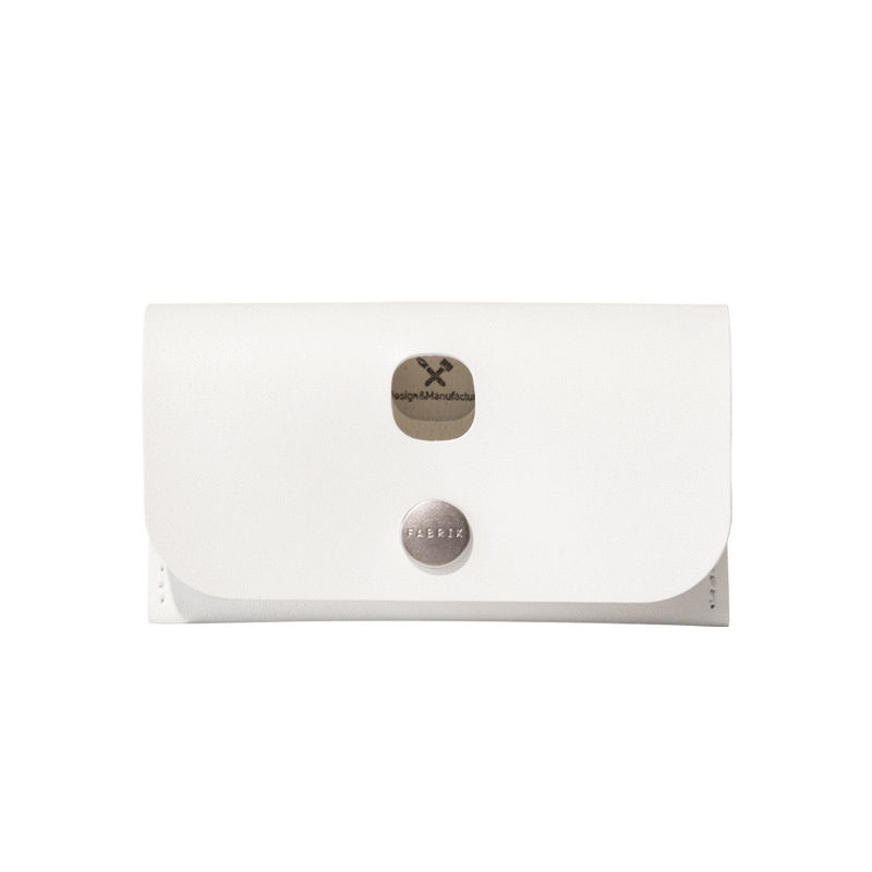 選べるスタイル 3WAY MINI WALLET / WHITE