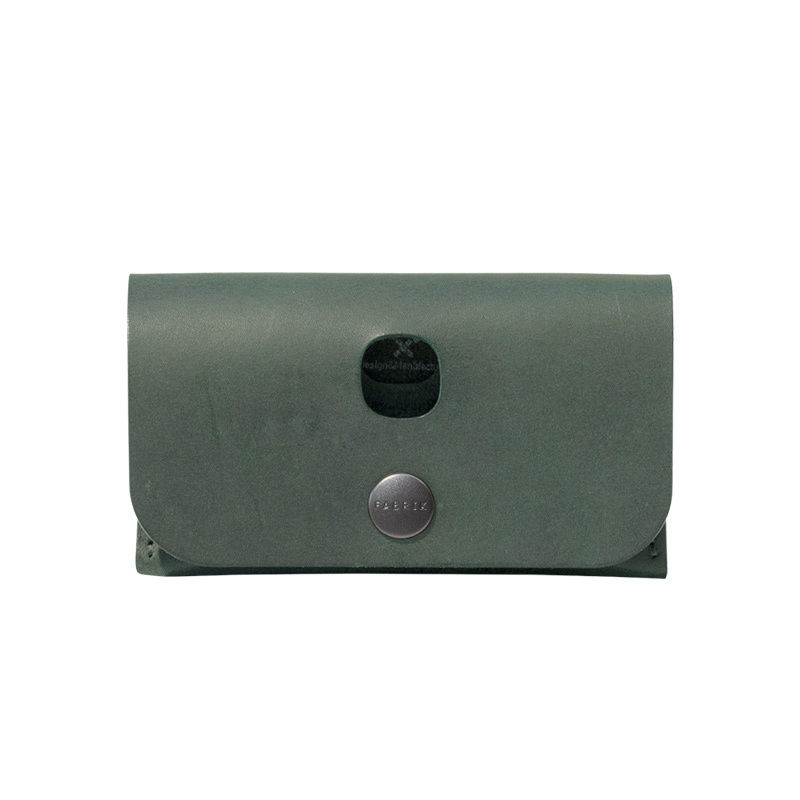 選べるスタイル 3WAY MINI WALLET /  DARK GREEN
