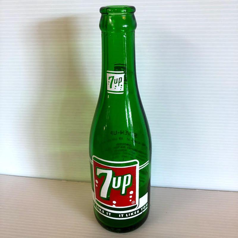 1950's 7UP ボトル