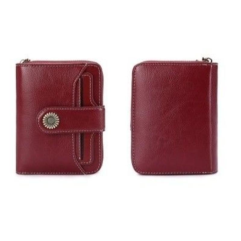 Sendefn 4カラー展開 大容量 レディース財布