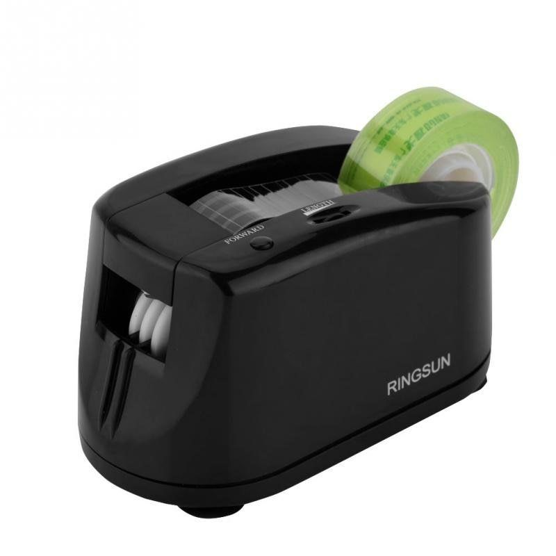 自動 電気包装 粘着テープ 切断機 ディスペンサー オフィス 家庭用にも