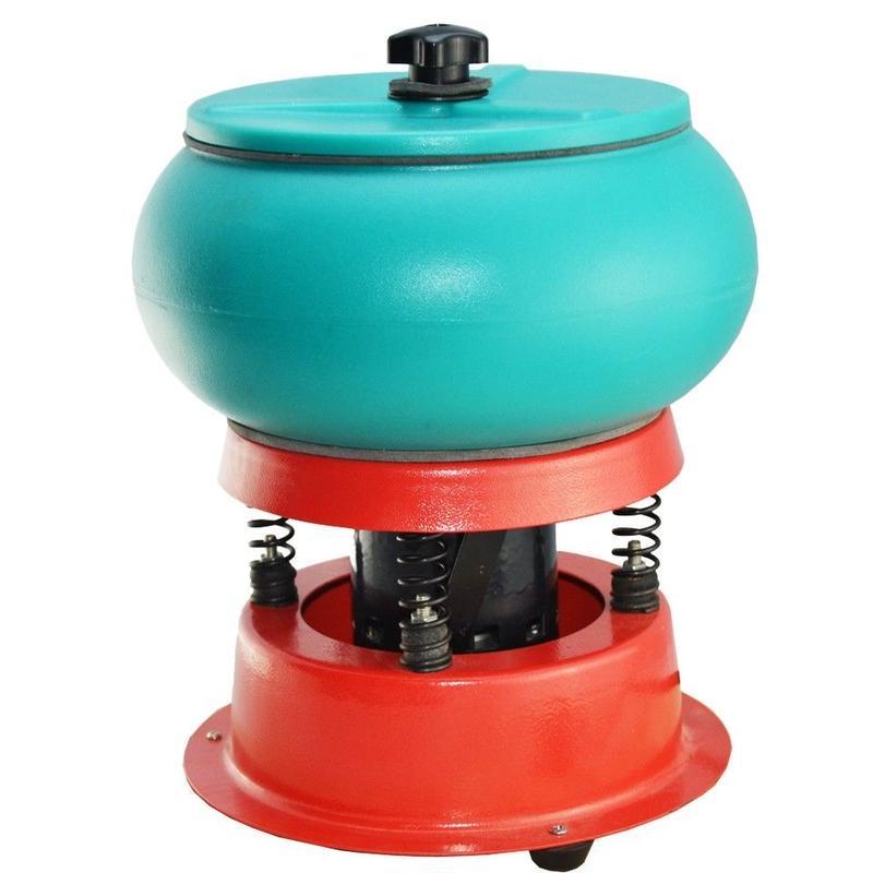 振動式バレル研磨機 ウルトラバイブ同型 Sサイズ 乾式湿式兼用 ポリッシャー グラインダー ジュエリー タンブラー