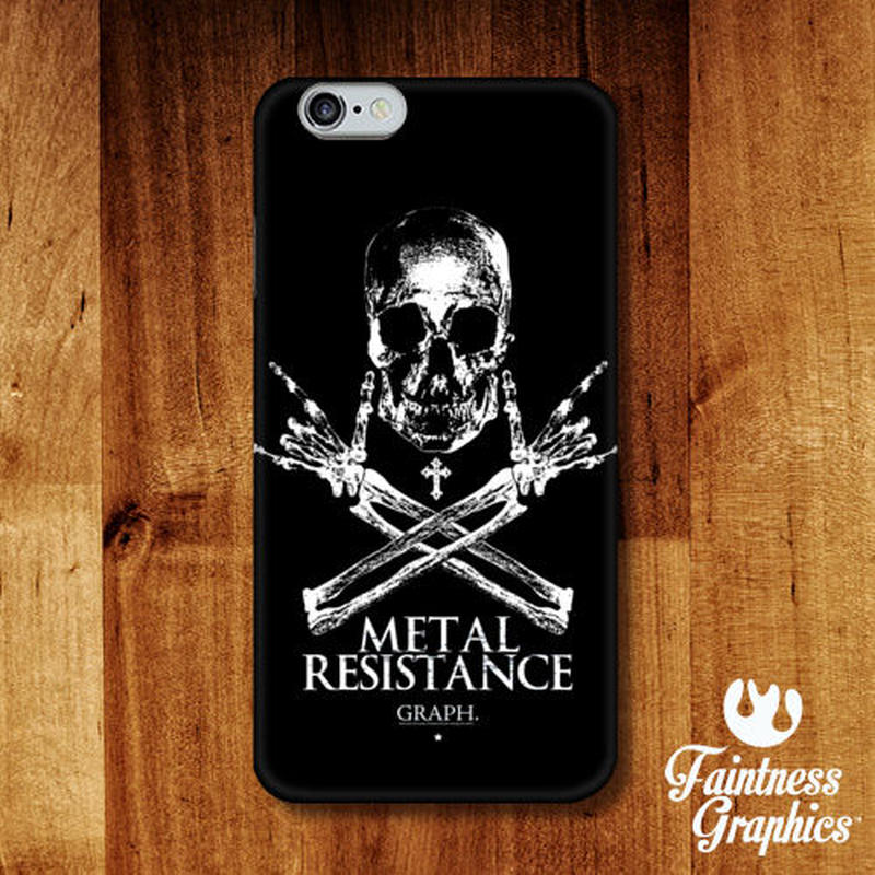 Metal resistance ( スマートフォンケース )