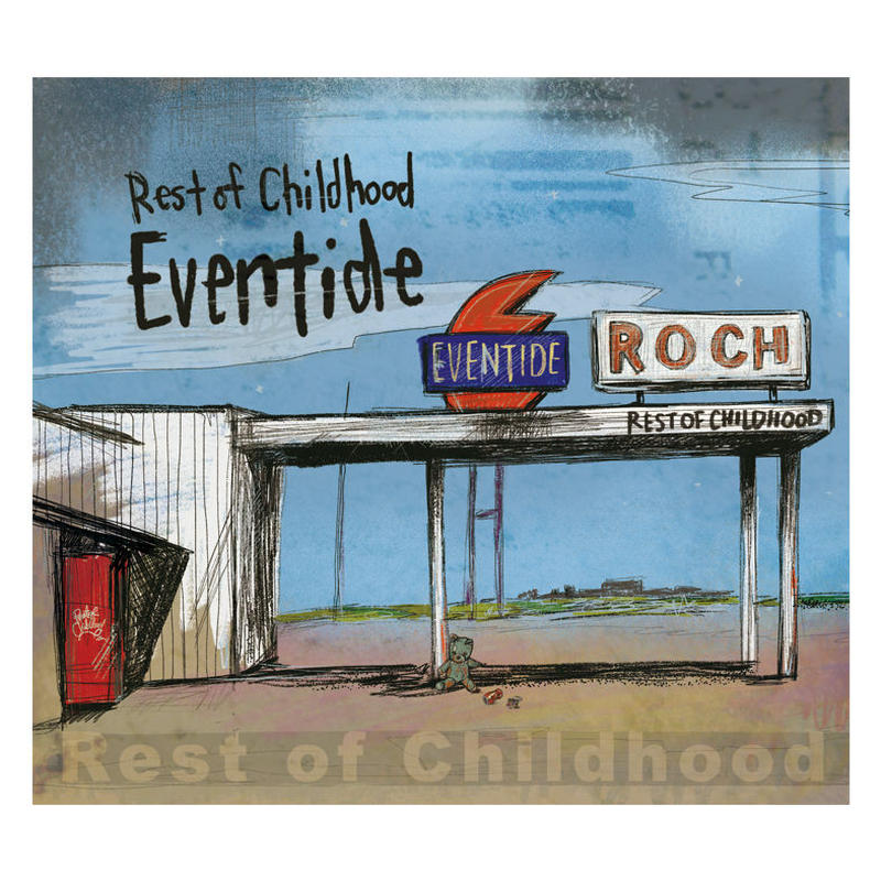 "Rest of Childhood 1st EP ""Eventide"""