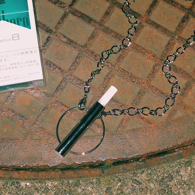 PA30601 シガレットネックレス