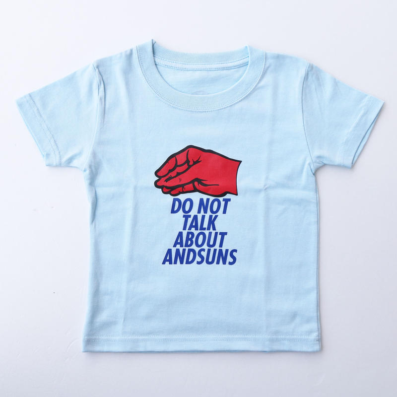 【KIDS】DO NOT TALK TEE