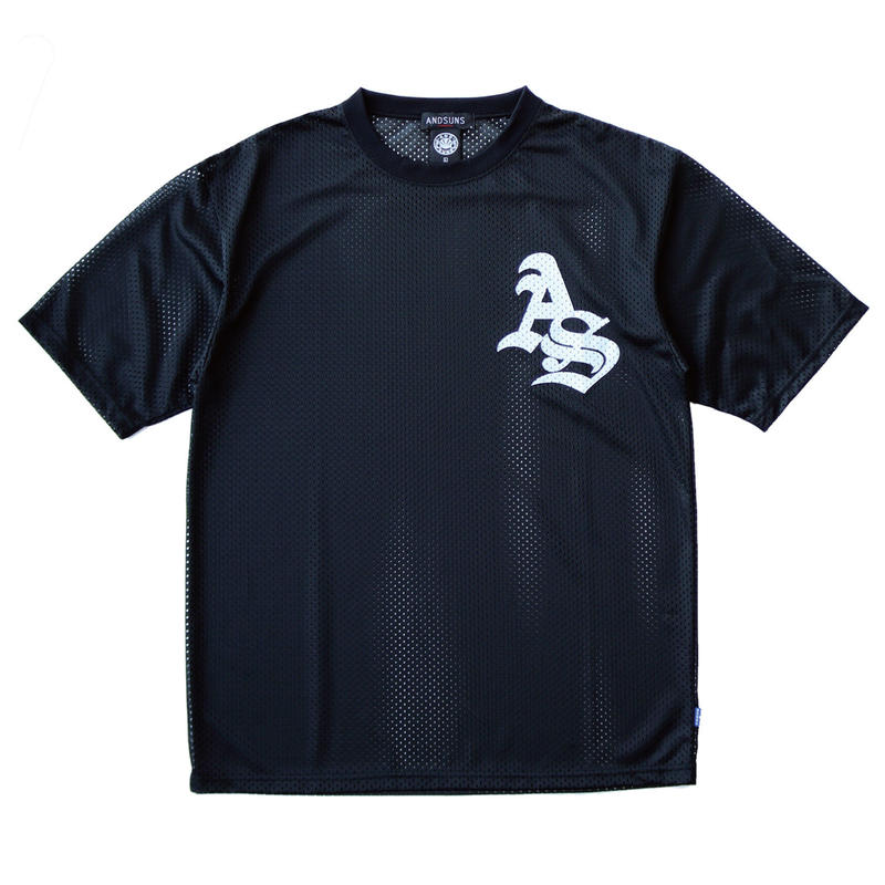 AS PRACTICE MESH JERSEY