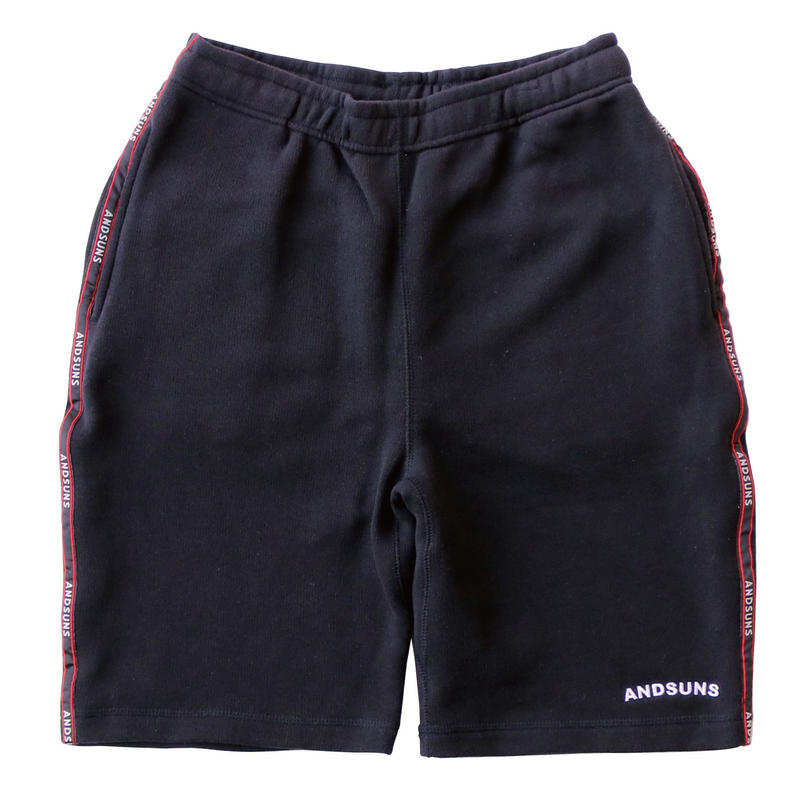 ANDSUNS ATHLETIC SWEAT SHORTS