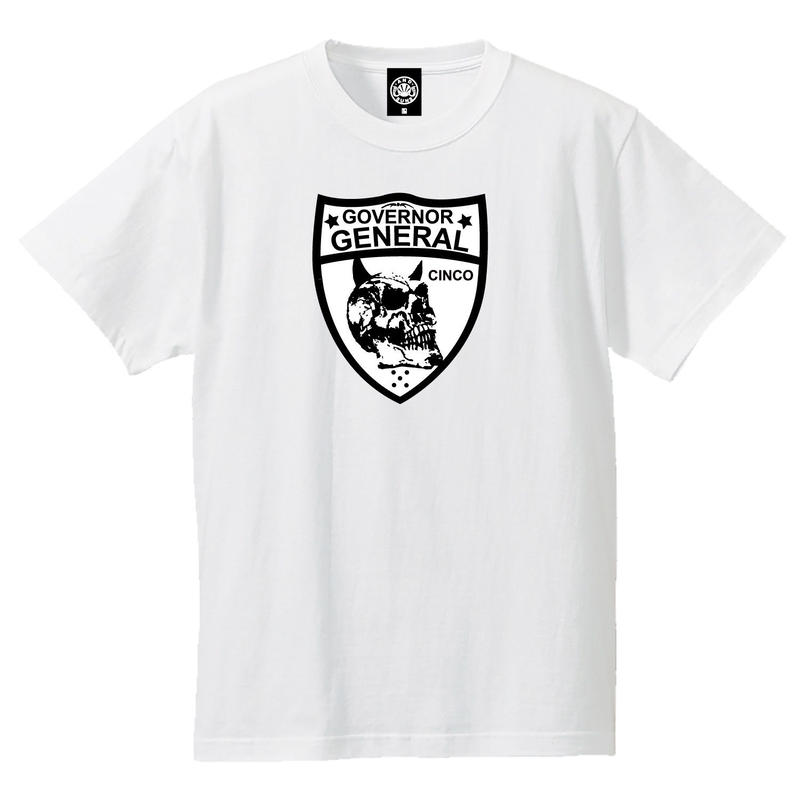 GOVERNOR GENERAL TEE