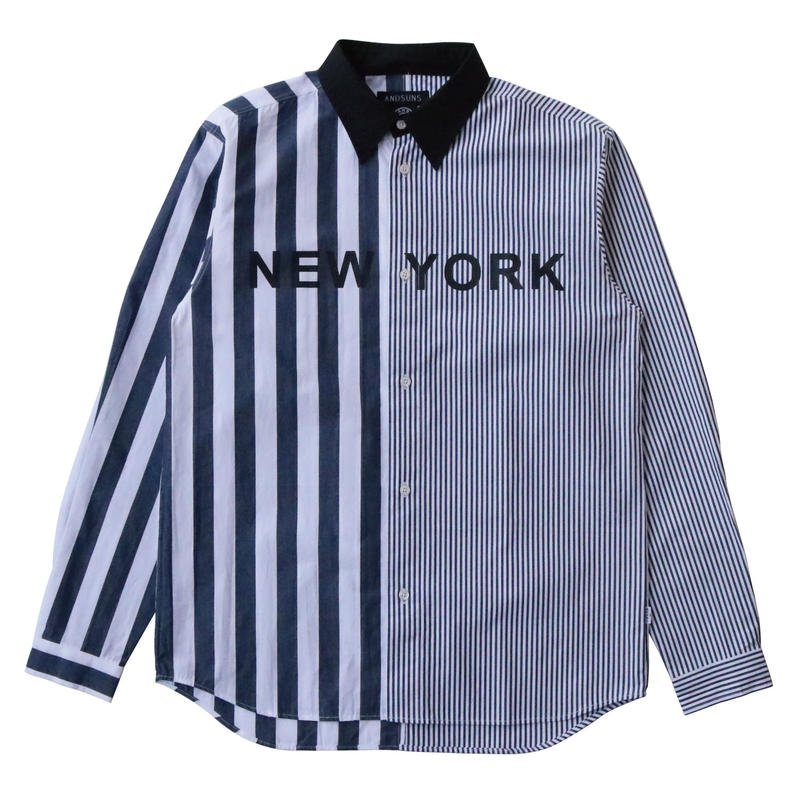 NYC STRIPE SHIRT