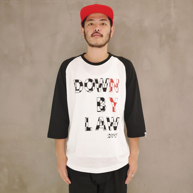 DOWN BY LAW RAGLAN