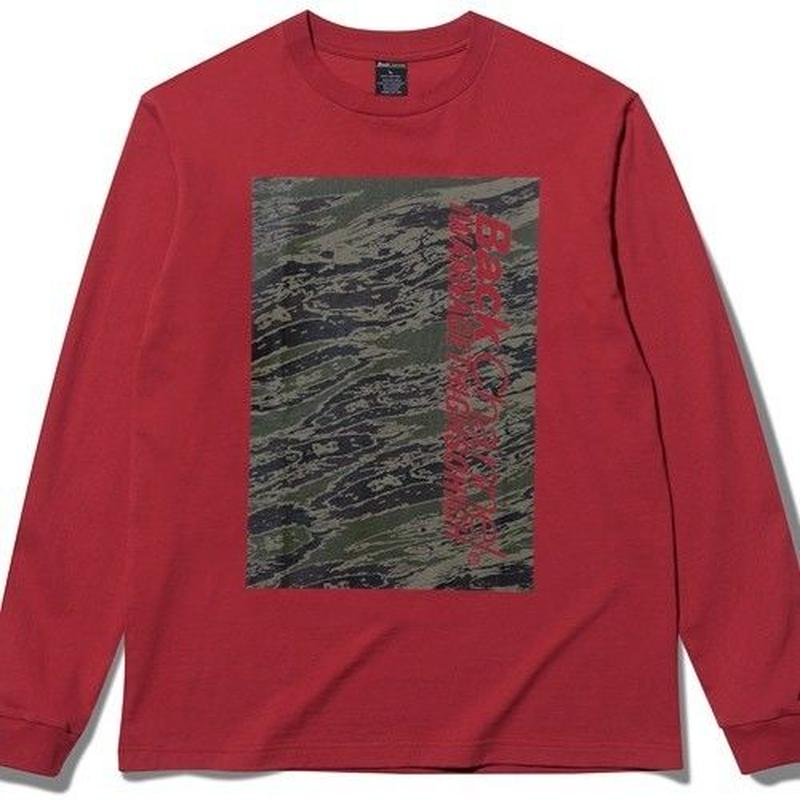 BackChannel-GHOSTLION CAMO PRINT L/S T