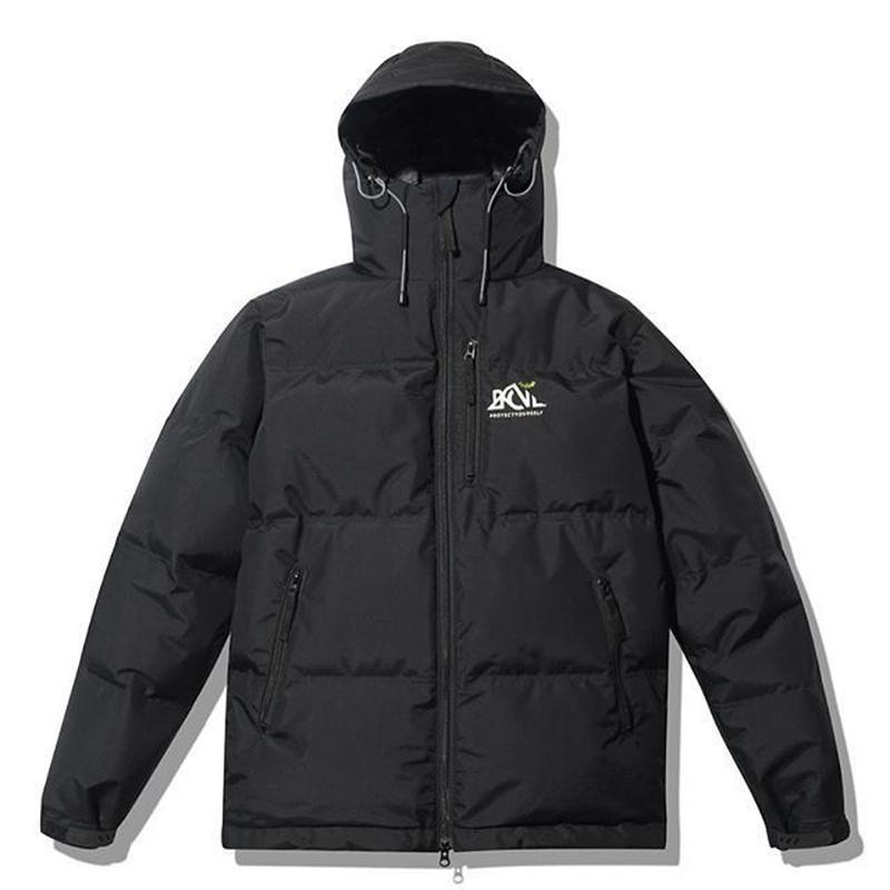 BackChannel-Back Channel × NANGA 3LAYER HOODED DOWN JACKET