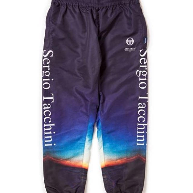 "APPLEBUM【SERGIO TACCHINI Collaboration】""Summer Madness"" Track Pants"