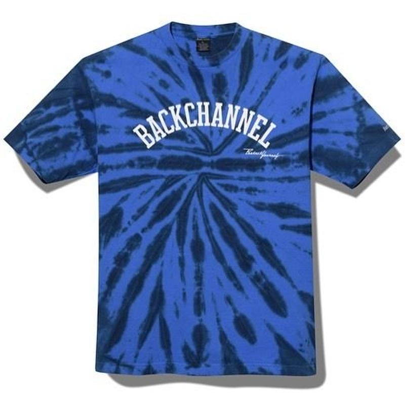 BackChannel-TIE DYE T