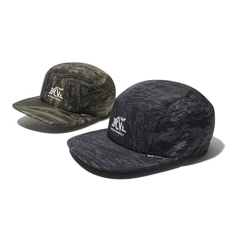 BackChannel-NYLON 3LAYER JET CAP