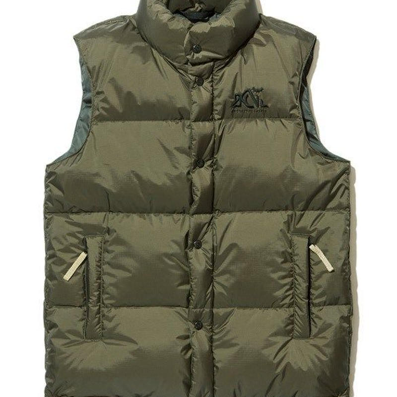 BackChannel-BACK CHANNEL✖NANGA DOWN VEST