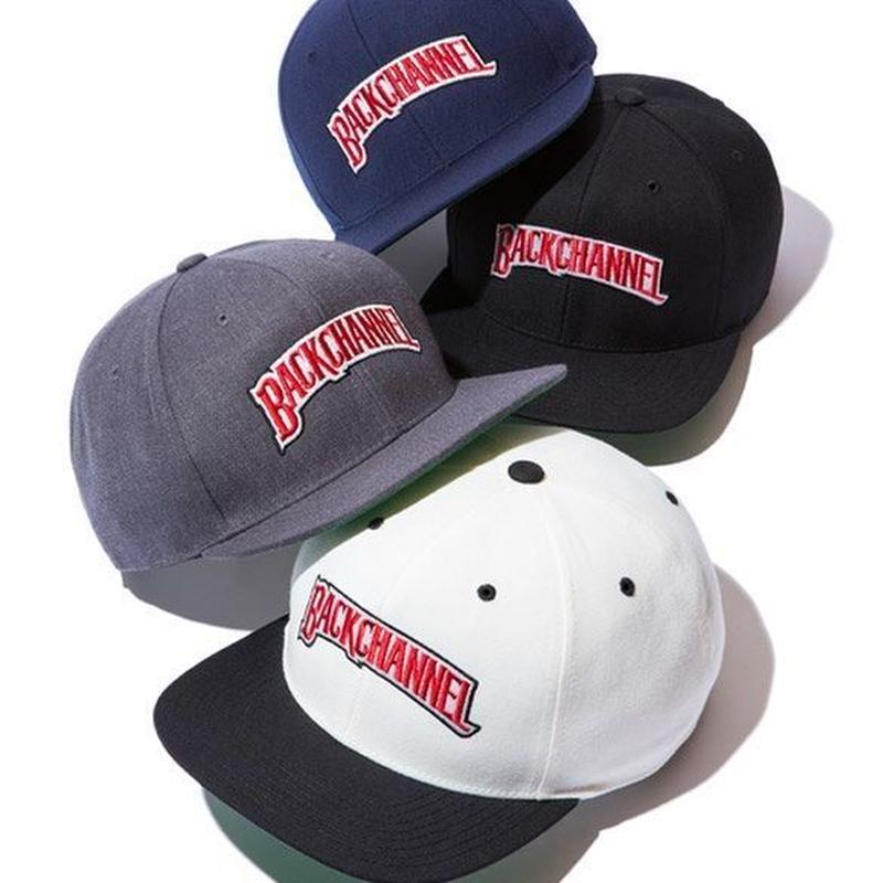 BackChannel-BLUNT LABEL SNAP BACK