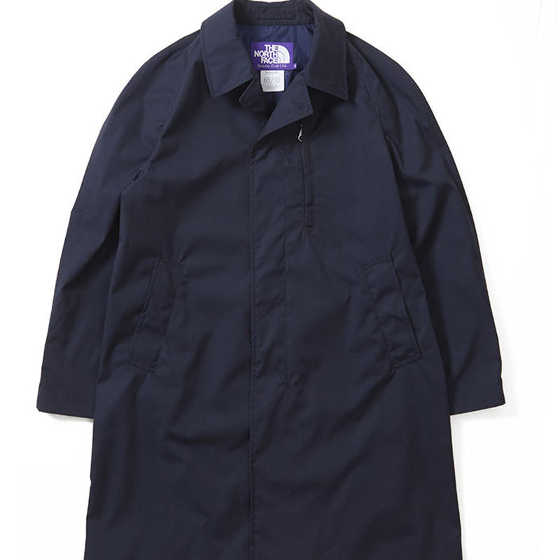 THE NORTH FACE PURPLE LABEL 65/35 Soutien Coller Coat