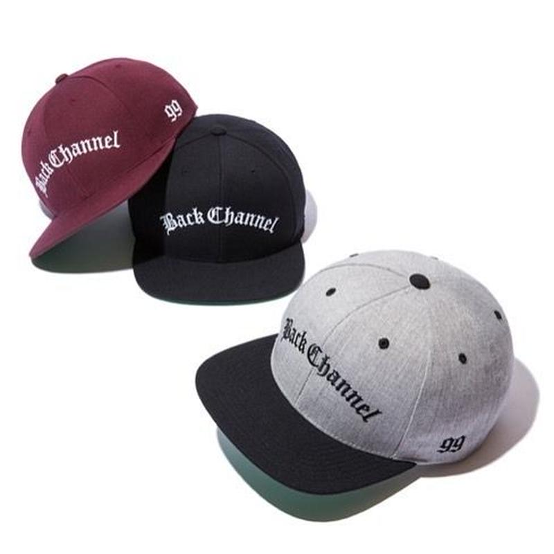 BackChannel-OLD ENGLISH LOGO SNAP BACK