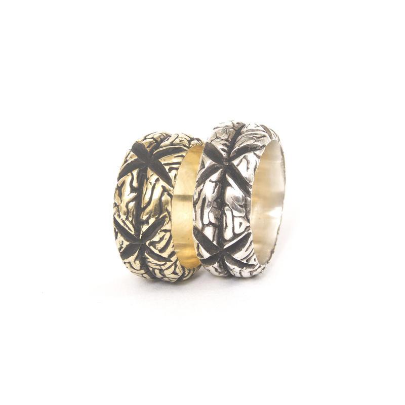 xbrain ring brass