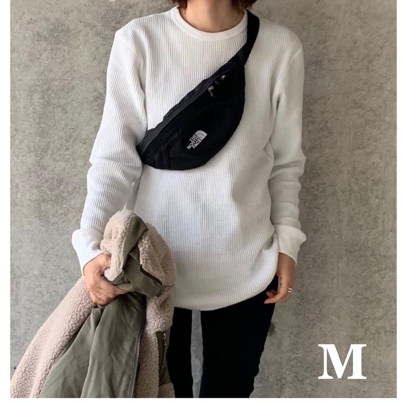 【sold out】ワッフルロングカットソー