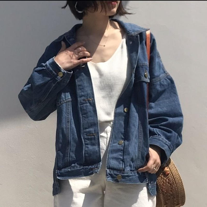 【sold out】ヴィンテージ加工 デニムジャケット