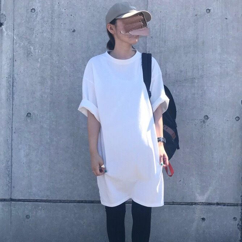 【sold out】ロング丈カットソー SS