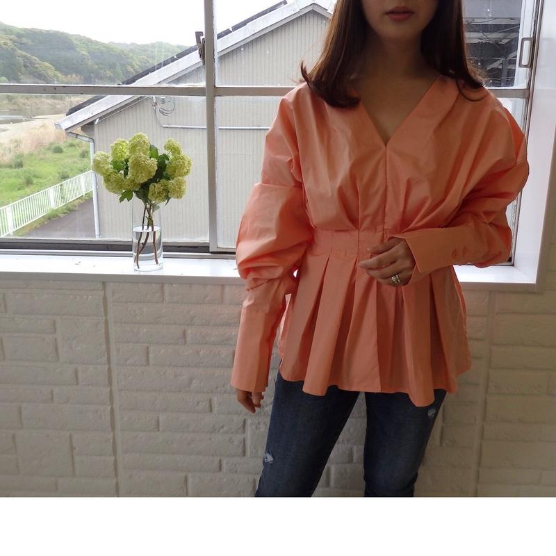 vitamin color blouse
