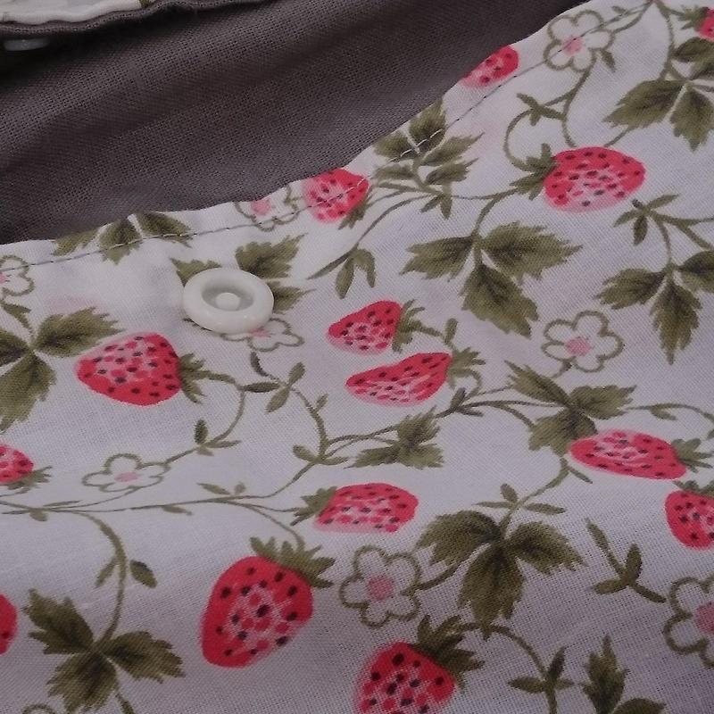 エルゴカバー ワイルドstrawberry