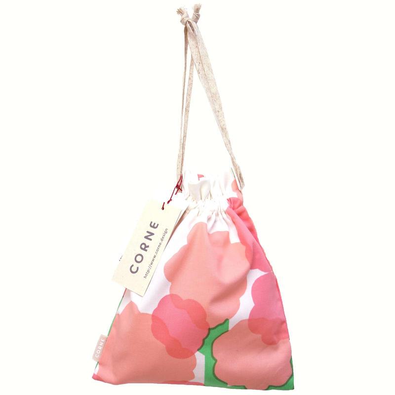 きんちゃく袋(NANOHANA/PINK)
