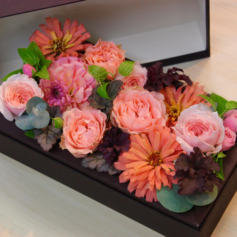 Artisan's Box flower A
