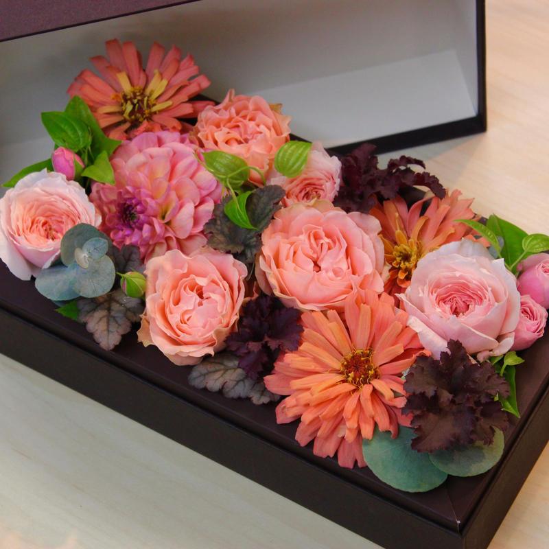 Artisan's Box flower A