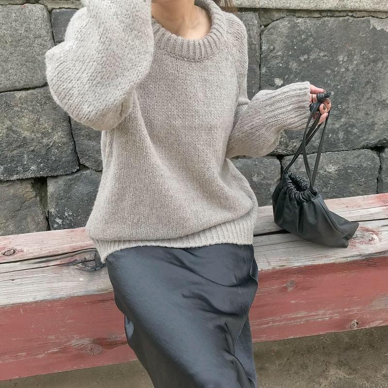 darkcollar knit
