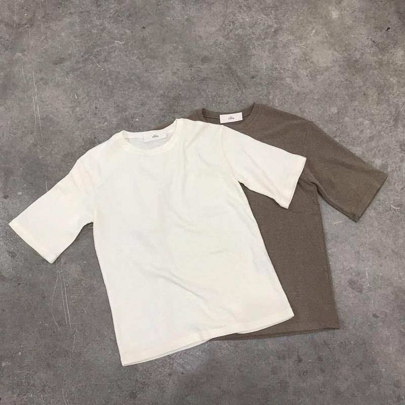 wool simple Tshirt