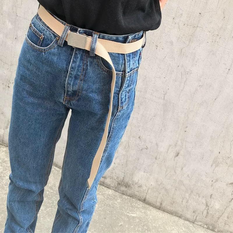 vintage  long belt