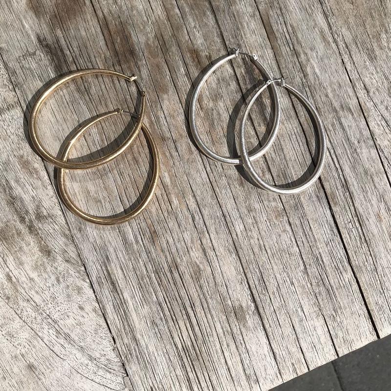 big hoop pierce