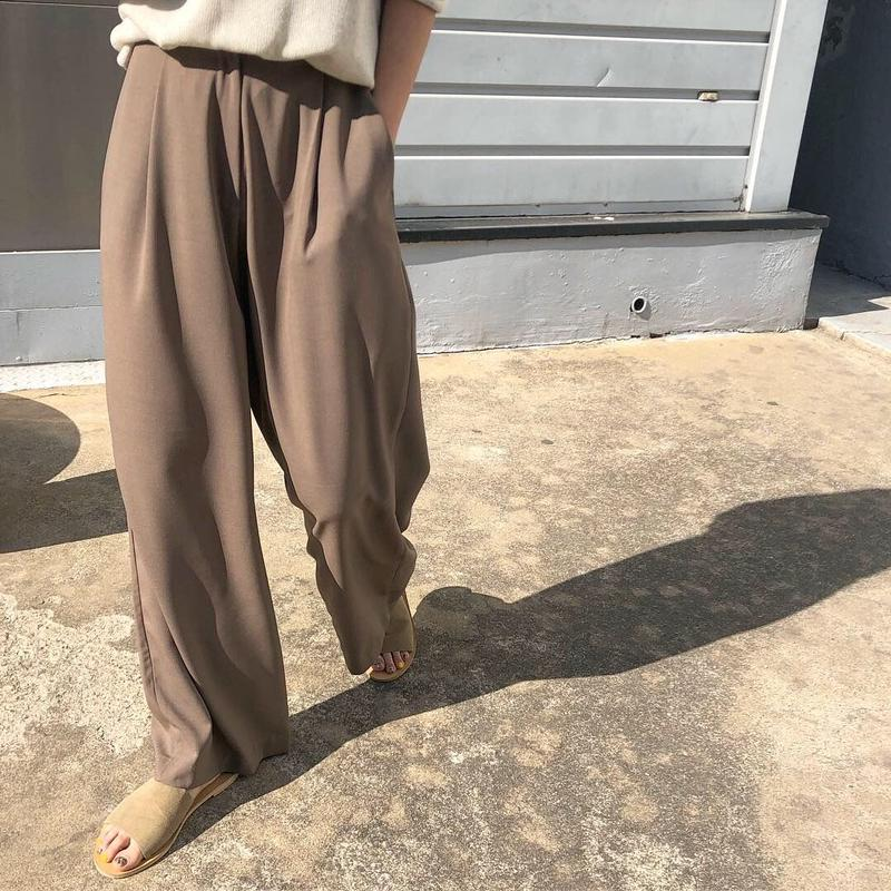 free loose slacks