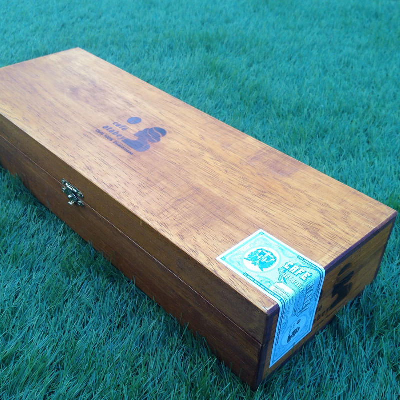 カフェ・アタベイ 木箱ギフト 4個入り 限定5箱