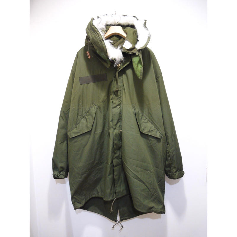 U.S ARMY M-65 FISH TAIL PARKA